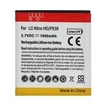 Batería Con Cargador De Lg P936 Spectrum Vs920 Nitro Hd P930