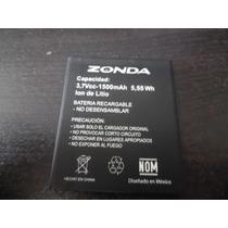 Bateria Zonda 3.7v 1500mah 5.55 Wh