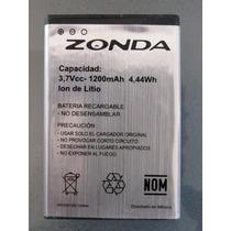 Batería Para Zonda 3.7v 1200mah 4.44wh