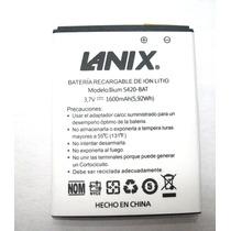 Bateria Pila Lanix S420 Llium 1600 Mah Nueva