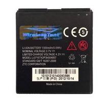 Reemplazo De La Batería Genérica Para Zte V768 Concord, Prel