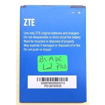 Nueva Bateria Zte Blade L2 Plus 2000mha Original Remate