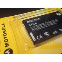Pila Bf5x Batería Motorola Droid 3 Xt862 Oem Blister Genuina
