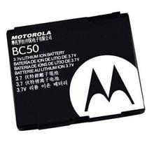 Bateria Pila Marca Motorola Bc50 E6 E8 K1 L7 K2 Z6 Mb502 Etc