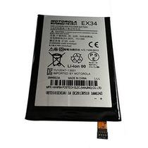 Pila Bateria Motorola Ex34 Xt1053 Xt1058 Xt1060 Moto X