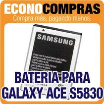 Bateria Para Samsung Galaxy Ace S5830 Y S5830i 100% Nuevo