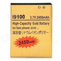 Bateria Pila Samsung S2 I9100 Plus 2450mah Hercules+duracion