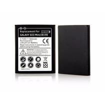 Bateria Samsung Galaxy S3 Mini I8160, I8190, S7568 1900 Mah