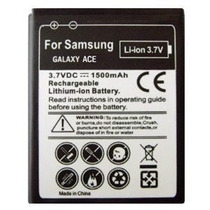 Batería Pila Li Ion Samsung Galax Ace Gt S5830 1500mah