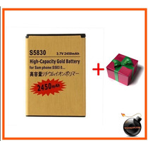 Bateria Celular Samsung Galaxy Ace S5830 Maxima Capacidad
