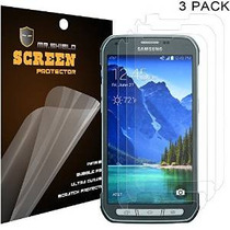 Sr. Escudo Samsung Galaxy S5 Activo (g870) Prima Clear Prote