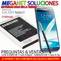 Pila Batería Samsung Note2 3100mah Merida Ote Nueva