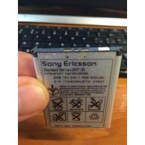 Sony Ericsson Bst-33 Bateria Original