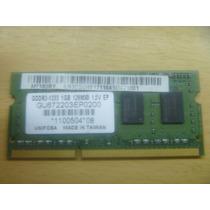 Memoria Ram Para Lap Top Ddr3 De 1 Gb