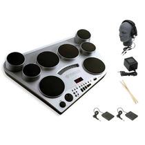 Kit Bateria Musical Electrica Yamaha Dd65 + Accesorios Vv4