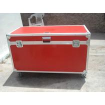Case Para Bateria,bombo Y Toms $4.100