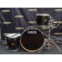 Pork Pie Black Metallic (tama Dw Yamaha Pearl)