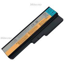 Bateria 6 Celdas Lenovo G550 3000 Ideapad G550 Vv4