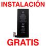 Pila Iphone 4 Instalación Gratis @condesa Df