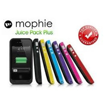 Iphone 4 Y 4s Mophie Juice Pack Funda/bateria,envio Gratis