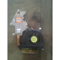 Disipador Y Ventilador Laptop Gateway Nv52, Nv53, Nv54 Amd