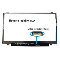 Display Hp 14.0 Led Sleekbook 14-b062 B159la -f004la -e010la