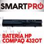 Batería Laptop Hp 420 425 4320t 620 625 Probook 4320s Hp-26
