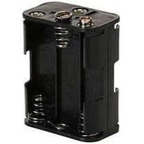Titular Philmore Batería Por (6) Aa Con Snap Conector Estánd