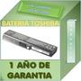 Bateria Para Laptop Toshiba Pa3634u-1bas Garantia 1 Año