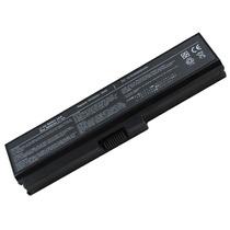Bateriapilatoshiba M300 Satellitea665 C640 C655 6celdas