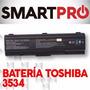 Bateria Toshiba 3534 Pa3534u-1brs Pa3534u-1bas 6 Celdas
