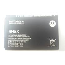 Batería Pila Motorola Bh5x Moto Droid X Atril 4g Mb860