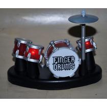 Bateria De Escritorio Finger Drums