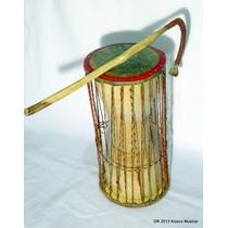 Tambor Parlante Ghana Percusión Talking Drum Envío Gratis