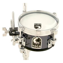 Mini Timbal Toca 6 , Acrilico Ahumado Mod. T406as