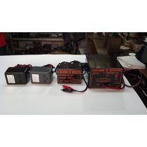 Cargador De Baterías 6v Y 12v.c.d Indicador De Metal 20amp