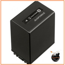 Nuevo Chip Inteligente Bateria Np-fv100 Sony Nex-vg10 Vg20