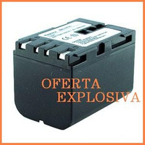 Bateria Recargable Bn-v416 Video Camara Jvc Gr-d33us Gr-d34