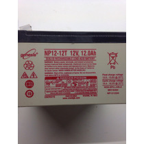 Batería Recargable 12v 12a