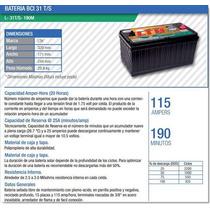 Bateria Ciclo Profundo Solar Lth Fotovoltaica
