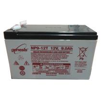 Bateria Recargable Genesis 12v/9.0ah,juguetes,no-breaks,1año