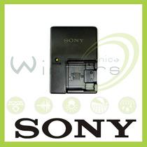 Cargador Sony Bc-cs3 P-bd1 Np-fd1 Np-fr1 Np-ft1 Np-fe1 - Win