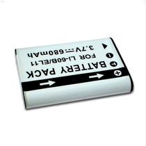 Batería Camara Digital Para Olympus Li-60b Fe-370 M50 M60