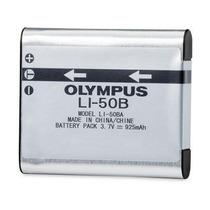 Bateria Li-50b Camara Olympus Tough 6000 !! Envio Gratis !!