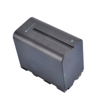 Bateria Para Sony Y Lampara Led F970 F950 F330 F350