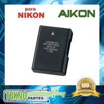 Batería Para Cámara Nikon En-el14 D5100 D5200 D5300
