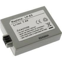 Bateria Recargable Lp-e5 Canon Eos Kiss X2, X3, F