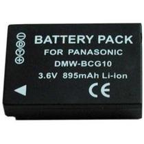 Bateria Panasonic Lumix Dmw-bcg10 Generica Bcf10 Bcg10e Nvd