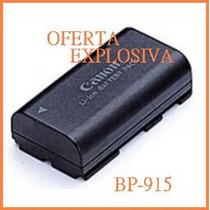 Bateria Bp-915 Camara Video Canon G-1000 G-1500 G2000