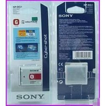 Bateria Bg1 Original Sony Cyber-shot En Blister Nueva W30